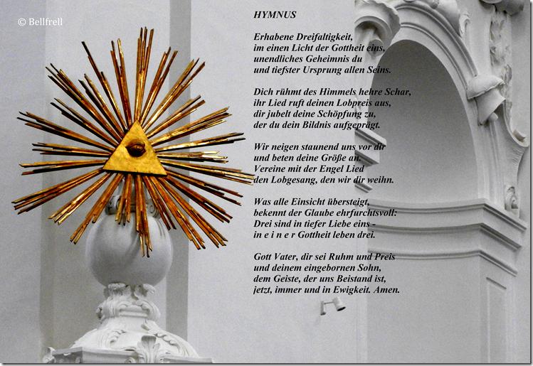 Hymnus Dreifaltigkeit