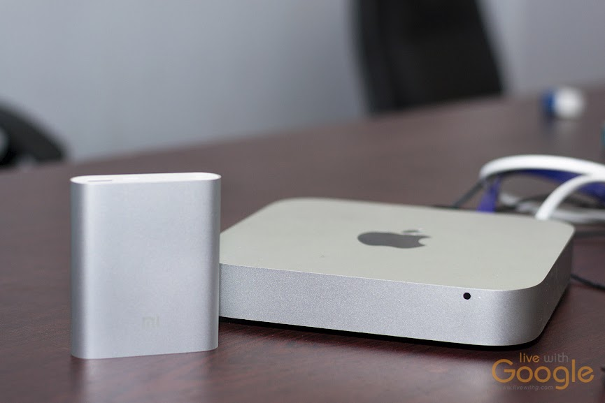xiaomi mi power bank mac mini
