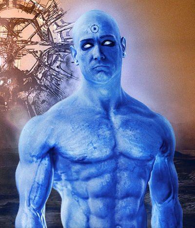 量子力学的スーパーヒーロー・Mr.マンハッタン