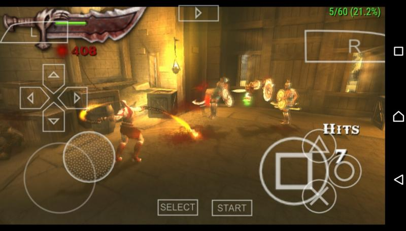 Ppsspp games download android iso god of war   Download Top