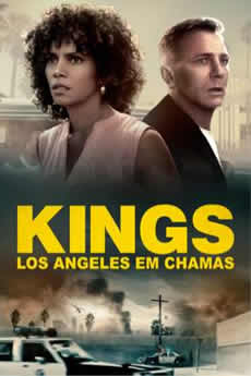 Capa Kings: Los Angeles em Chamas – Torrent 2019 Dublado Bluray 1080p Download