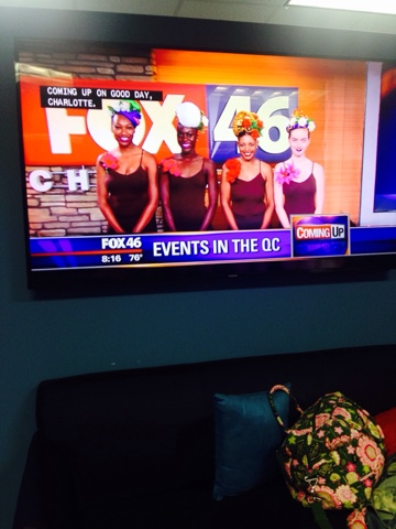 Fox 46 and the Hair Games | Queen in the Queen City