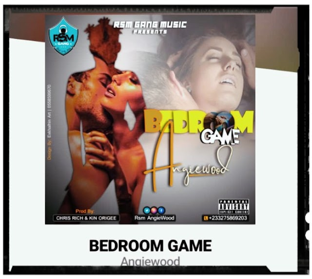 Angiewood - Bedroom Game -(Prod. By Chris Rich & Kin Origee).