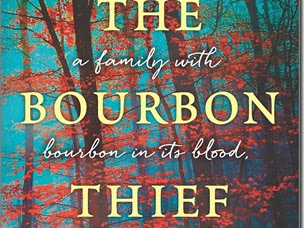 On My Radar: The Bourbon Thief by Tiffany Reisz