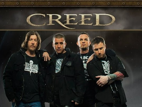 List Of Creed Songs and Albums 1