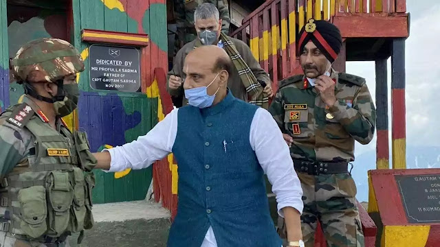 Rajnath Singh Announces 101 Items to made in india to boost indigenisation in defence
