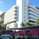 Lincoln Road in Miami, Florida, United States