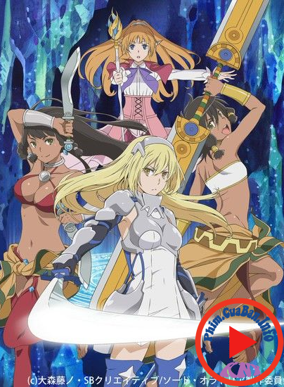Dungeon ni Deai wo Motomeru no wa Machigatteiru Darou ka Gaiden: Sword Oratoria - Dungeon Sword Oratoria (2017)