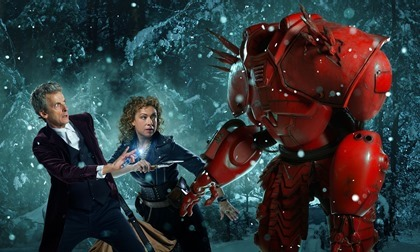 Doctor Who Christmas Special 2015 - The Husbands of River Song