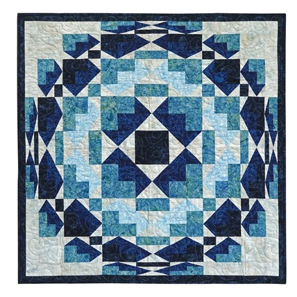 blue lagoon quilt
