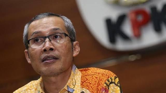 Foto: Alexander Marwata. KPK Ingatkan Pemprov Kalteng Gunakan Anggaran Covid-19 Sebaik-Baiknya.