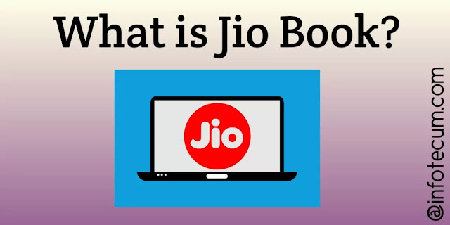 what is JioBook laptop