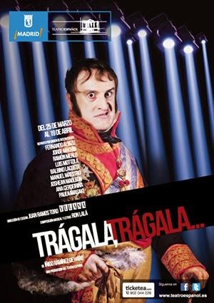 Trágala, trágala... de Iñigo Ramírez de Haro, en el Teatro Español