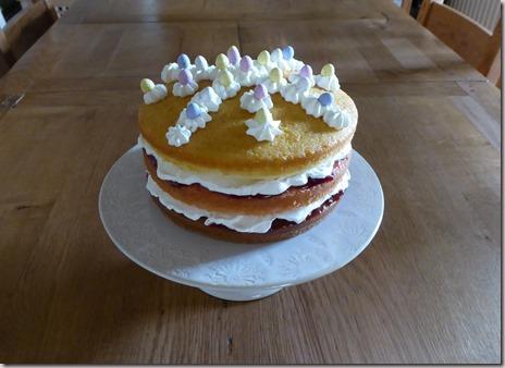 sunday school cake