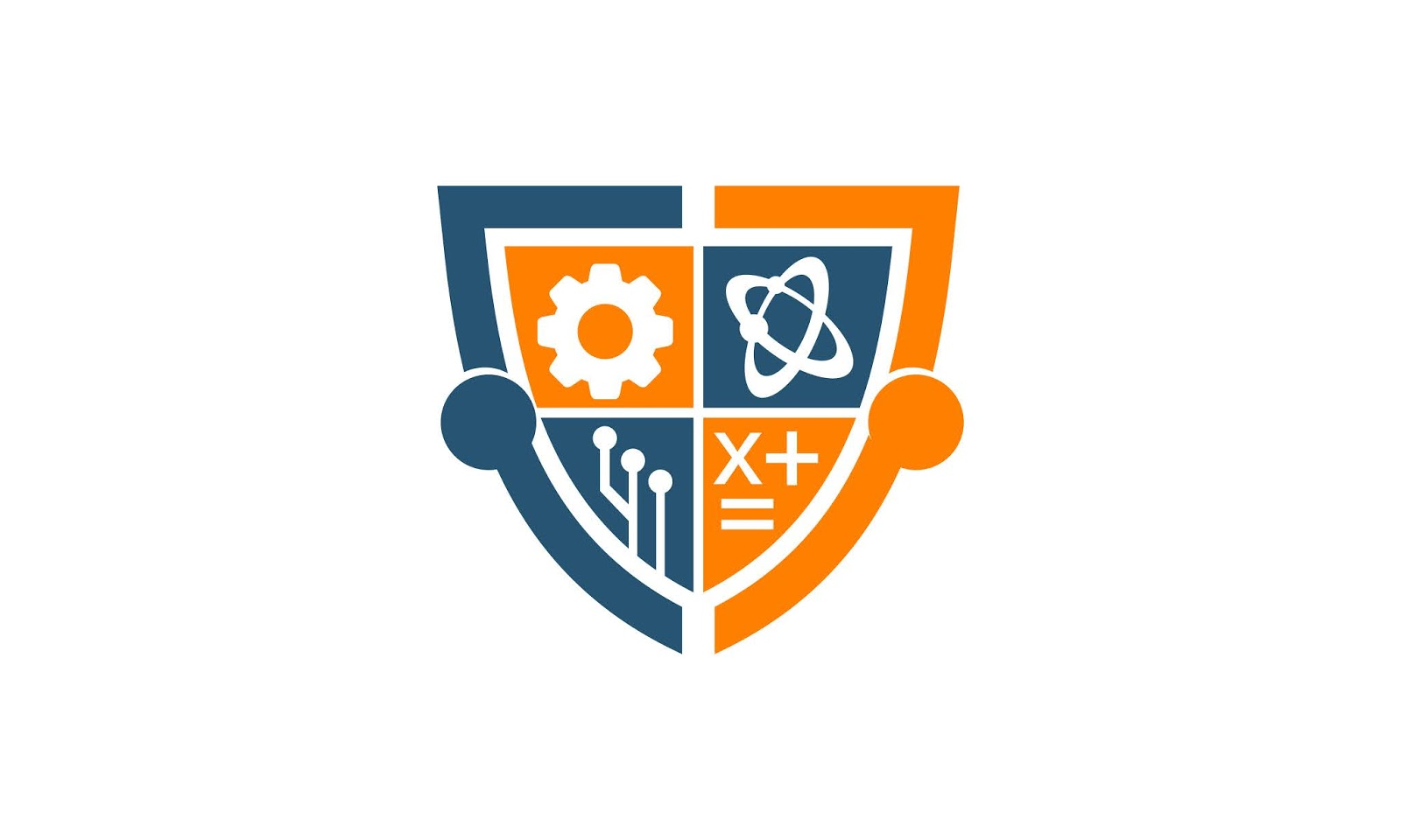 Technology Science Study Shield Support	 Free Download Vector CDR, AI, EPS and PNG Formats
