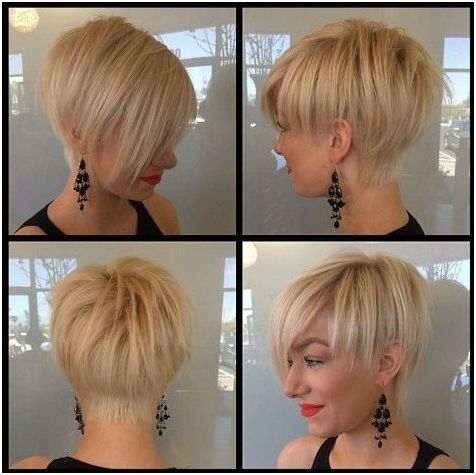 cute short haircut for thin fine hair  fashion 2d