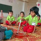 Roohafza making activity (Nursery) 26-4-2016