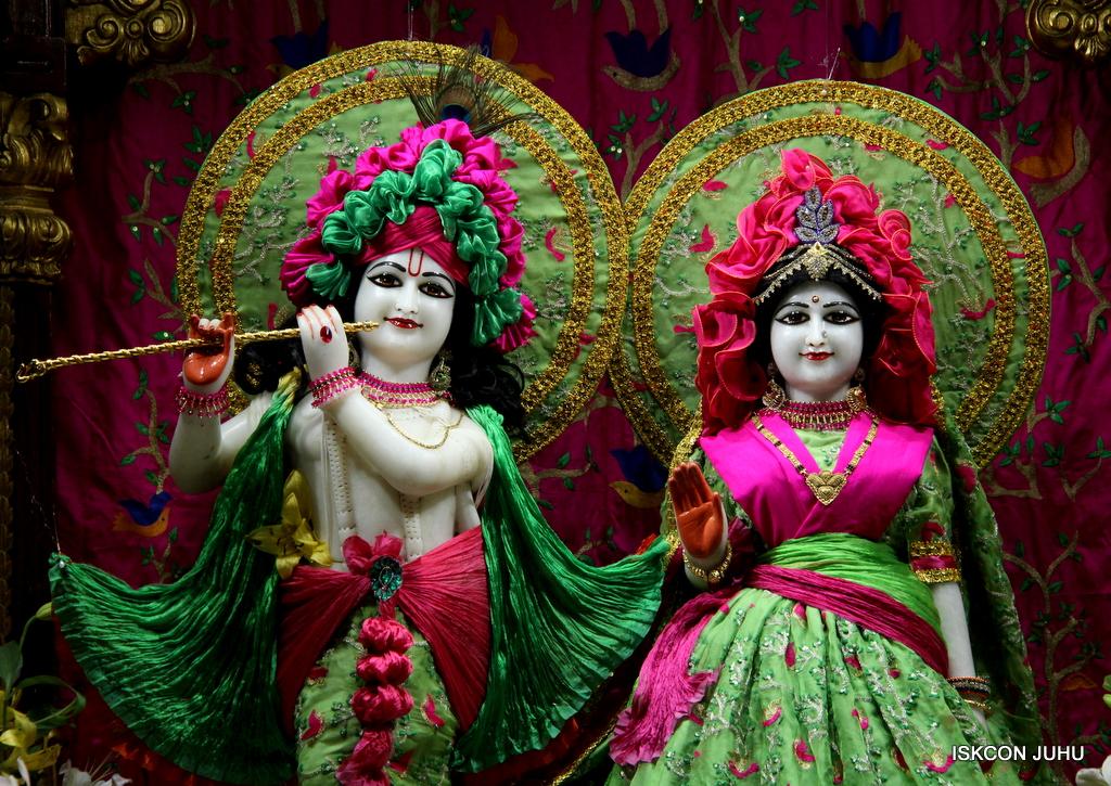 ISKCON Juhu Mangal Deity Darshan on 23rd Oct 2016 (28)