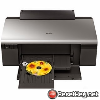 WIC Reset Utility for Epson R285 Waste Ink Counter Reset