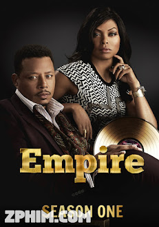 Ông Hoàng Giải Trí 1 - Empire Season 1 (2015) Poster