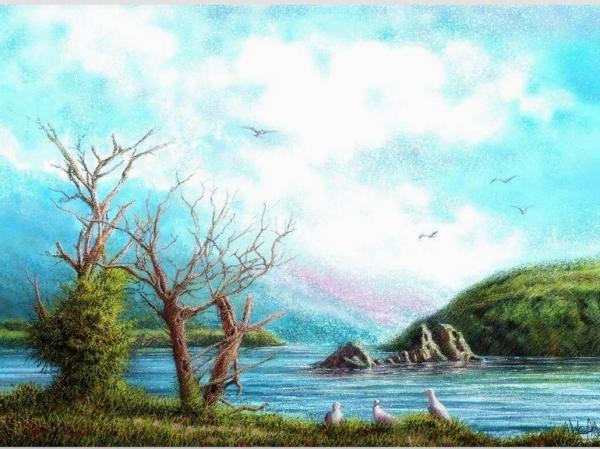 Spring, Magical Landscapes 2