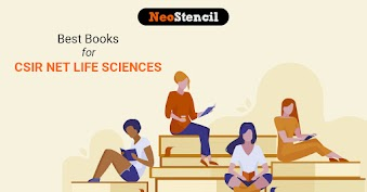Best Books for CSIR NET Life Sciences