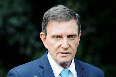 Marcelo Crivella, prefeito do Rio é preso em casa, antes de deixar a prefeitura