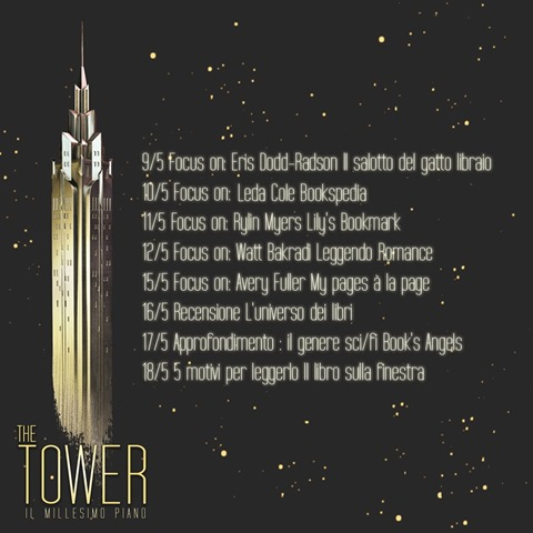 The Tower Calendario