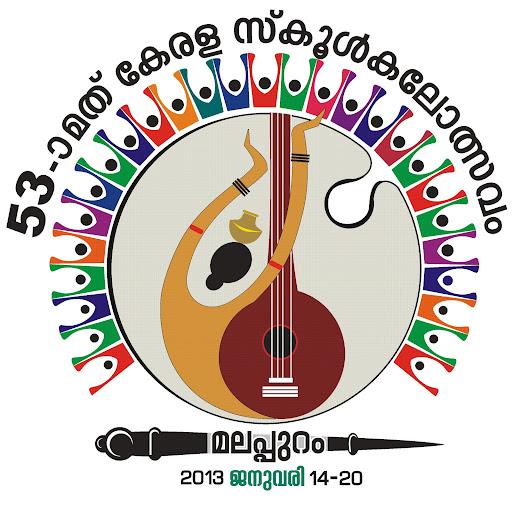 kerala school kalolsavam  logo picture