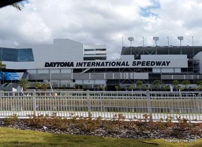 Speedway Grandstand