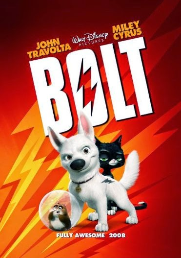 Poster Of Bolt (2008) Full Movie Hindi Dubbed Free Download Watch Online At alldownloads4u.com