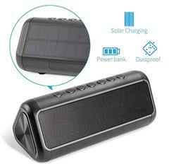 Bluetooth Solar Speaker