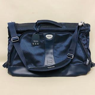 TUMI  Alpha 3 Garment Bag Tri-fold Carry On Luggage