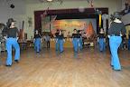 První tanec La Quadrilla.