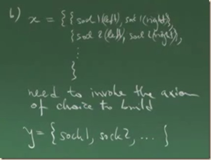 physics set theory axiom choice 3