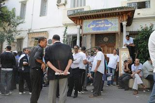 Face aux rumeurs annonçant le départ de saâdani: Les membres du bureau politique ripostent.