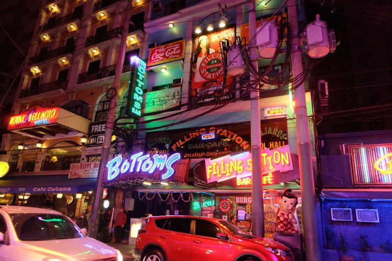 Bottoms Bar