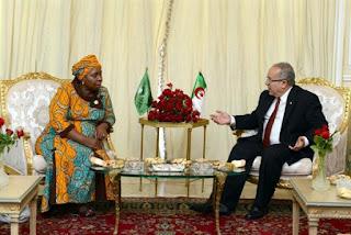 Lamamra s'entretient à Kigali avec la présidente de la Commission de l'UA