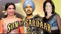 Ajay Devgan Upcoming movie Son of Sardaar 2 2016 umd, Poster, Release date, Songs list