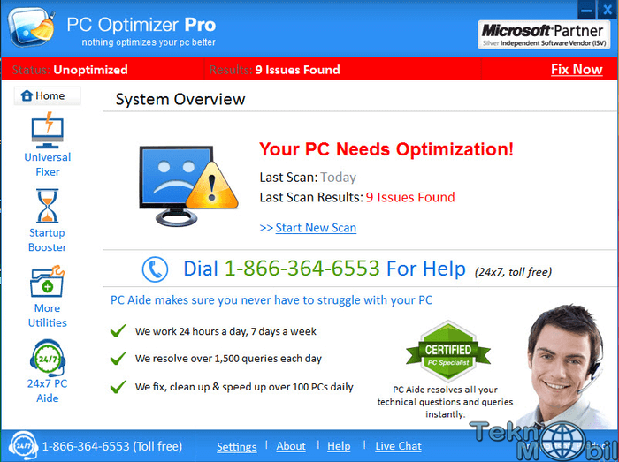 PC Optimizer Pro 2015 v7.1.3.0 Full