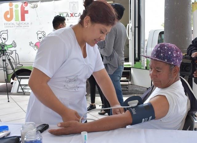 Recibirán Servicios Médicos en Zacatelco 🏥👏
