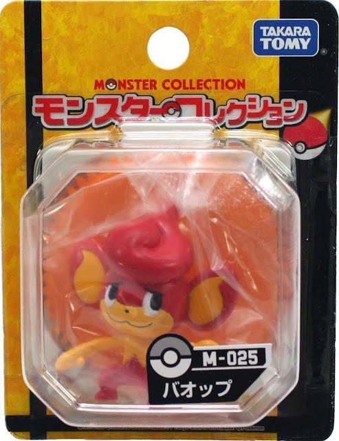 Dòng sản phẩm Pokemon M-025