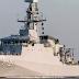 Navio APA da Marinha do Brasil doa 15 mil máscaras durante visita a Cabo Verde