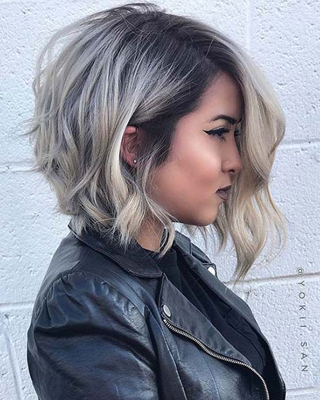 ATTRACTIVE SHORT HAIR COLOR STYLES FOR LADIES IN 2019 8
