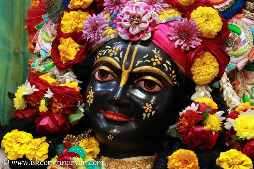 ISKCON Vrindavan Sringar Deity Darshan 20 Dec 2015 (14)