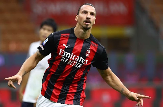 Ibrahimovic Scores Twice As Millan Win Opener