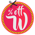 Wedyn - Offers & Coupons icon