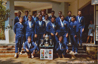 1972-La saison de l'équipe de France d'aviron