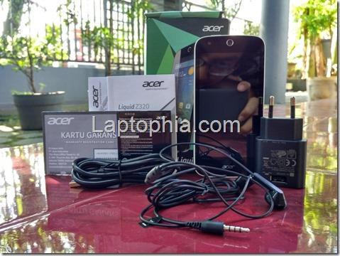 Perlengkapan Acer Liquid Z320
