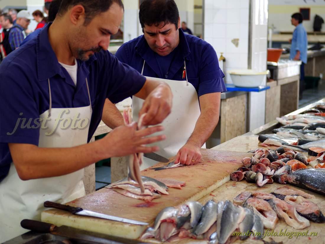 Рыбные блюда на Мадейре